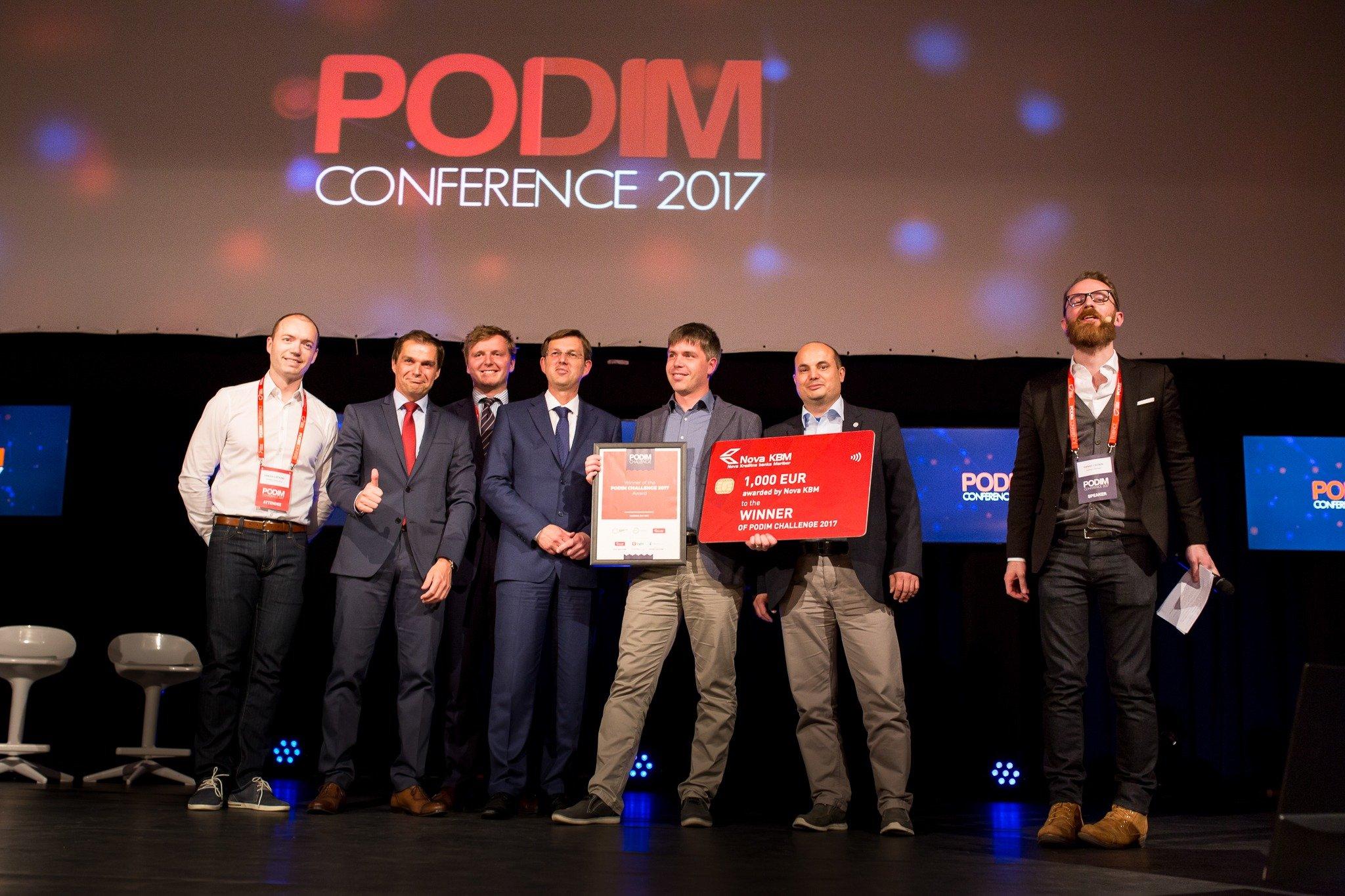 Konferenca PODIM tudi letos ni razočarala
