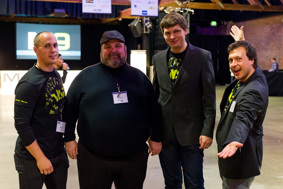 Z Jernejem Mirtom in Michaelom Nassirianom o virtualni resničnosti