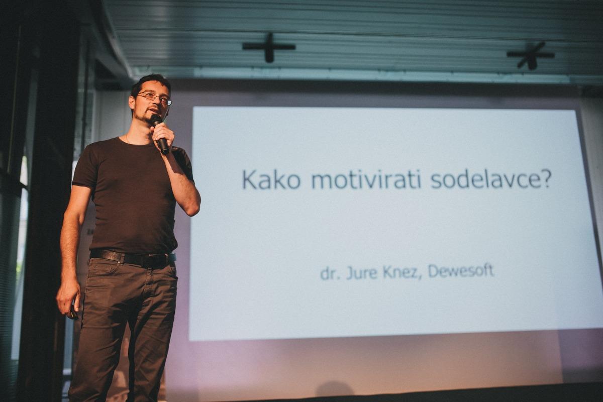 Ne obžalujte napak, pravi dr. Jure Knez iz DeweSofta