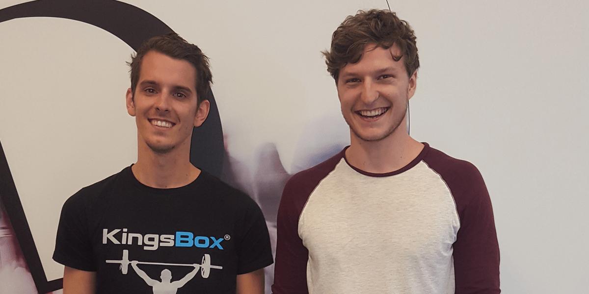 KingsBox – stranke so na prvem mestu