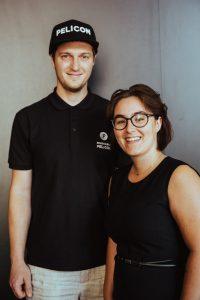 Anita in Matej, Pivovarna Pelicon