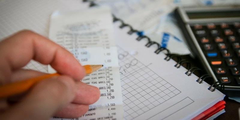 Računi, vezana knjiga računov