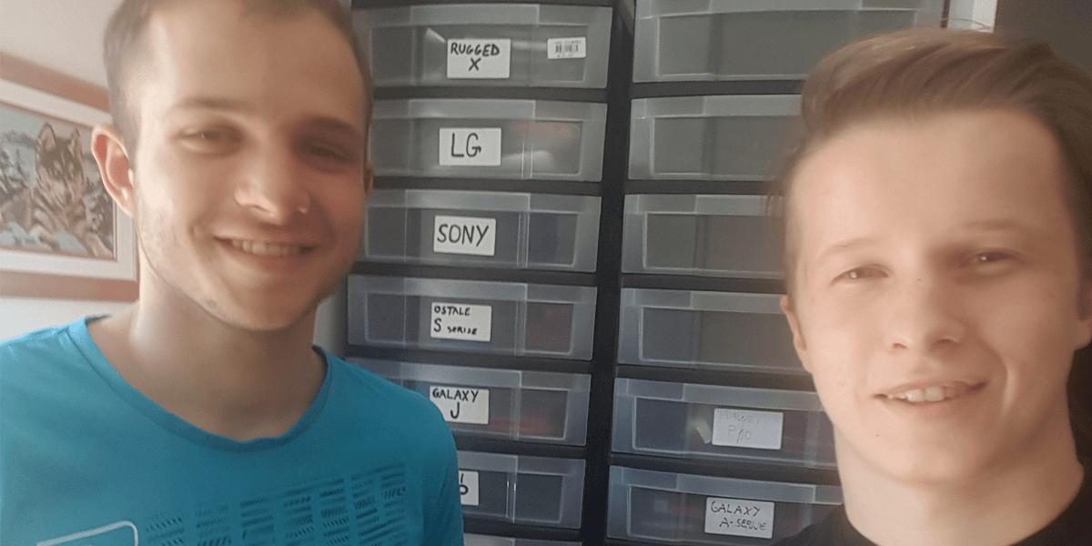 Kolumna: Pri 19 letih do svoje spletne trgovine