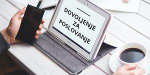 Za registracijo podjetja potrebno soglasje lastnika!