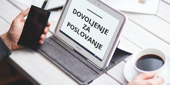 za registracijo podjetja potrebno soglasje lastnika