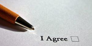 Podjetniki in sklepanje pogodb