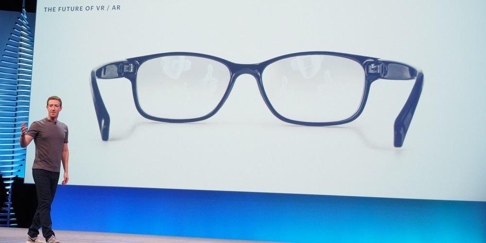 facebook očala za VR