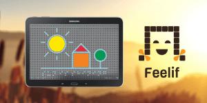 Feelif je slovenska inovacija za slepe in slabovidne