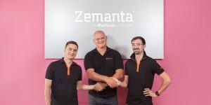 Slovensko zagonsko podjetje Zemanta prevzel ameriški Outbrain