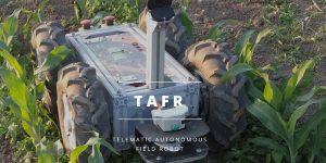 TAFR – z roboti do izboljšanja vsakdanjega dela kmetov in vinogradnikov