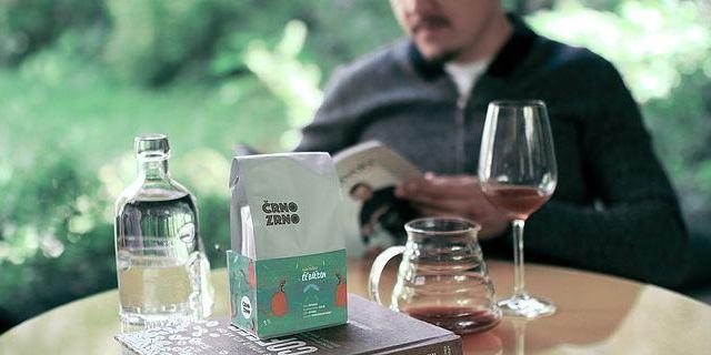 Črno zrno prinaša odlično kolumbijsko kavo v slovenski prostor
