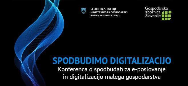Spodbudimo digitalizacijo