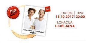 MP pivo: Tina Štrubelj in Simon Oblak (Nelipot)