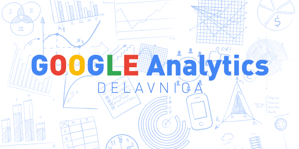 Google Analytics delavnica