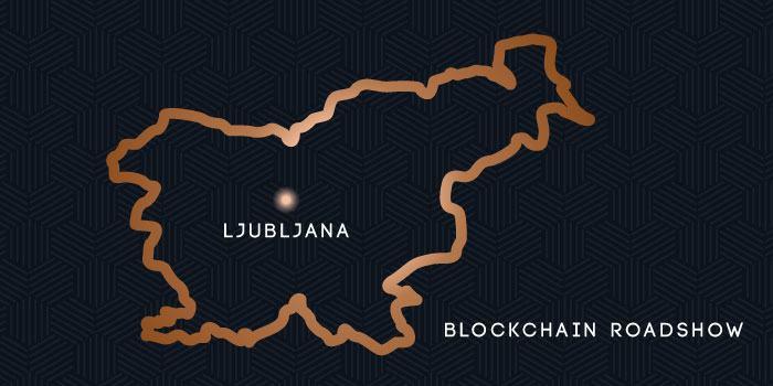 Blockchain Roadshow Ljubljana