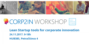 Lean Startup tools for corporate innovation