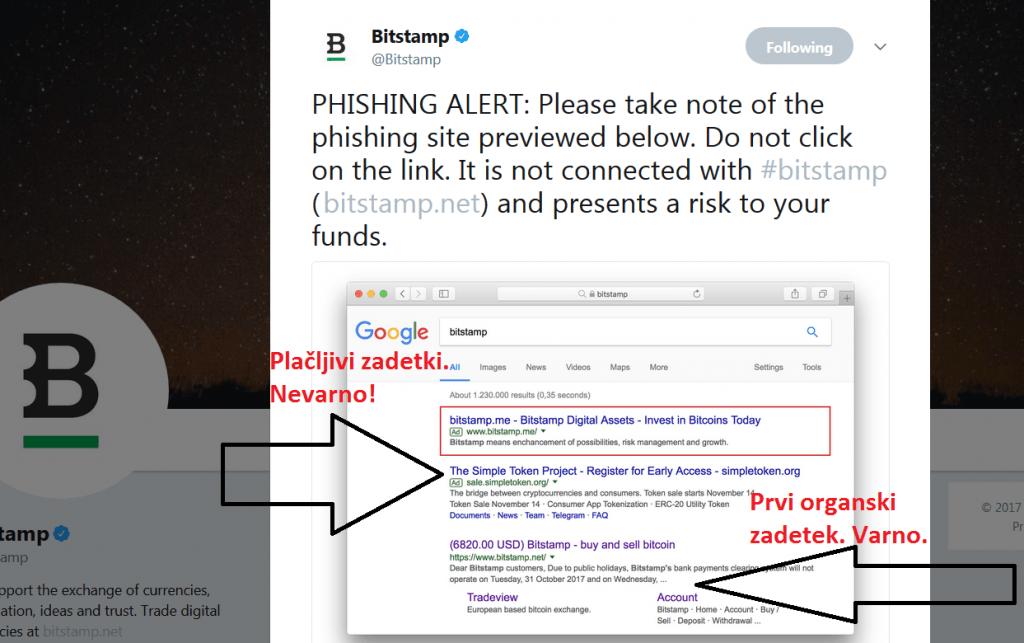 bitstamp phising attempt