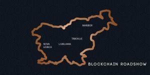 Udeležite se dogodkov Blockchain Roadshowa!