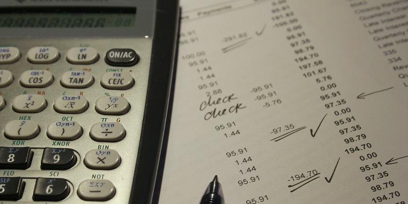 davčni izračun