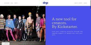 Kickstarter predstavlja Drip