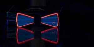 GlowBow – leseni metuljčki, ki se svetijo v temi