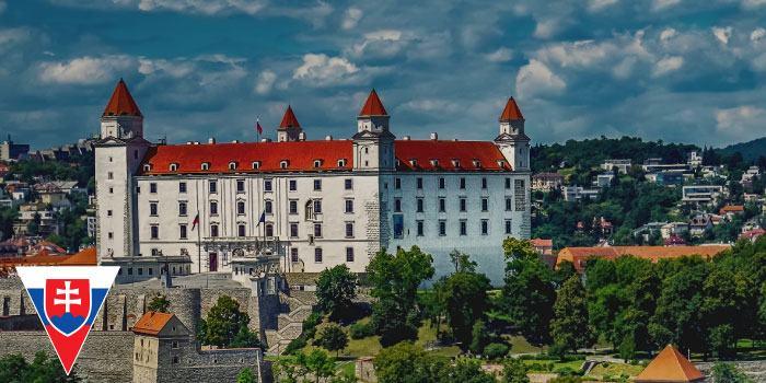 Ustanovitev podjetja na Slovaškem