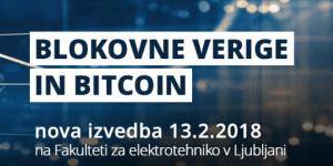 ICT akademija: Blokovne verige in bitcoin