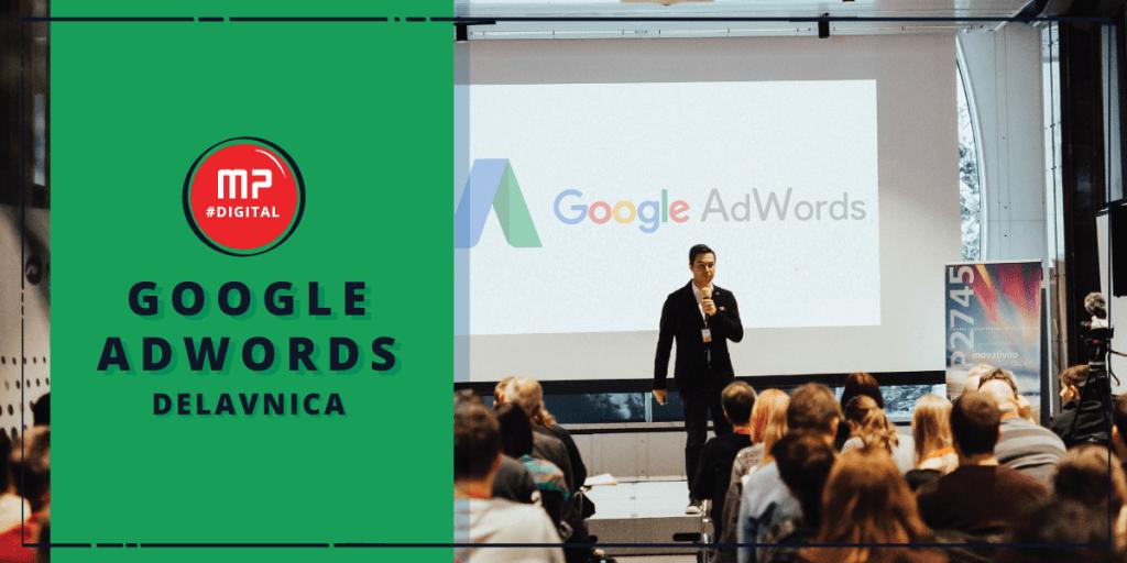 Google Adwords oglaševanje in Marko Penko