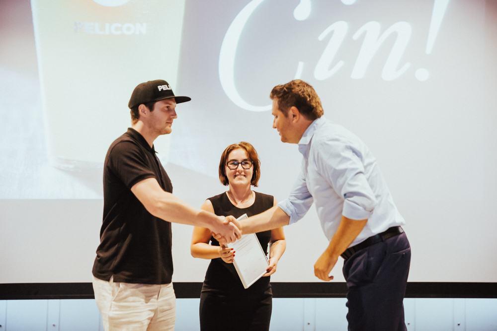 Pivovarna Pelicon Mladi podjetnik leta 2017