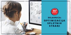 Delavnica: Optimizacija spletnih strani – povzpnite se višje na Googlu! (nov termin)