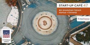 Startup cafe: Z Blockchainom nad FinTech