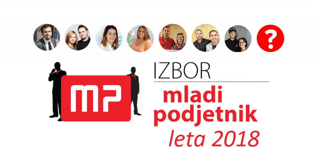 Izbor Mladi podjetnik leta 2018