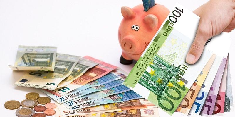 Infografika denar