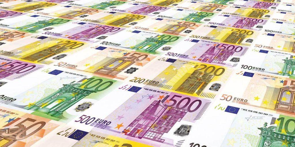 euro denar bančne garancije