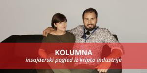 Kolumna: insajderski pogled iz kripto industrije