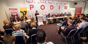 Konferenca PODIM z rekordnimi številkami