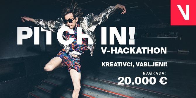 Prvi kreativni V-Hackathon (Vir: viberate.com)