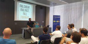 S predavanjem Nika Slavniča se je zaključil prvi program ICOrelator