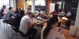 "Startup cafe – ""Slovenci bi samo razvijali, ne pa prodajali"""