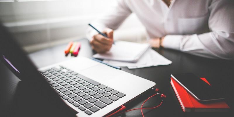 Načrtovanje spletnega marketinga (Vir: Picjumbo)