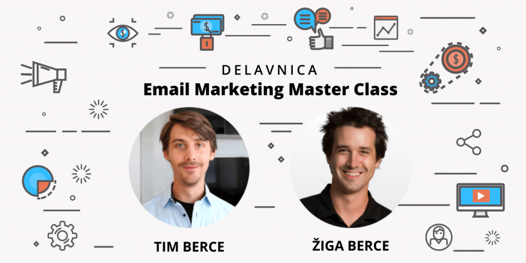 Delavnica: Email Marketing Master Class