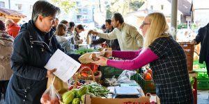Projekt, ki omogoča sveže in lokalne izdelke po nižji ceni
