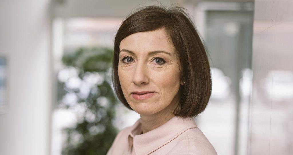Petra Šinigoj, direktorica podjetja Saop (Vir: saop.si)
