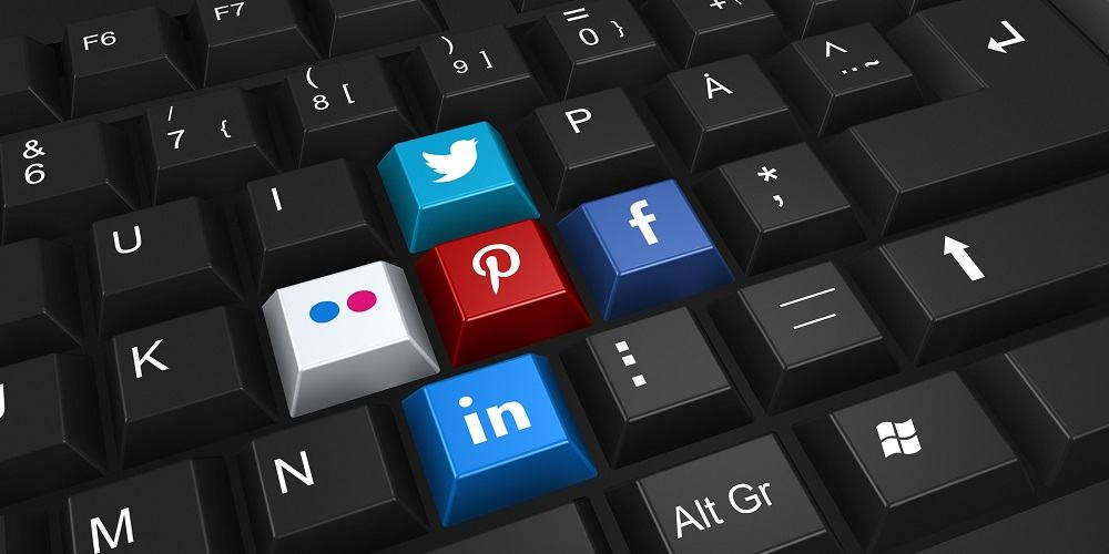 Ne pozabite na oglaševanje prek družabnih omrežij (Vir: Pixabay)