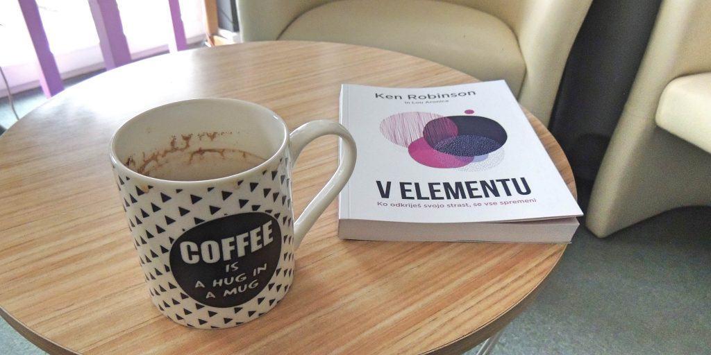 Knjigi V elementu in Začni z zakaj ponujata izredno učinkovit pre