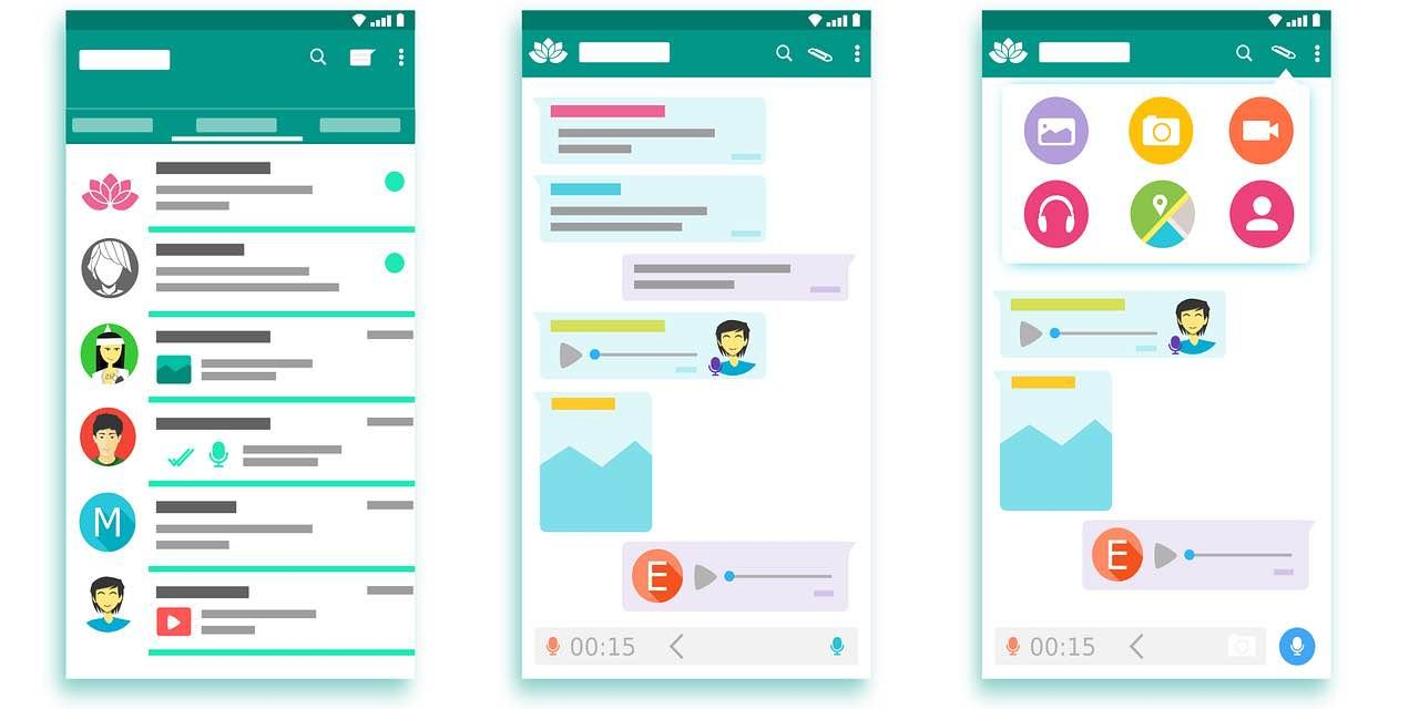 whatsapp-interface-instant-sporocila