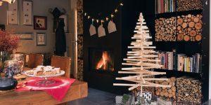 Moderna, trajnostna in okolju prijazna božična YELKA