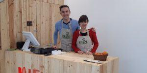 Vrata je odprla prva trgovina brez embalaže v Sloveniji – Rifuzl