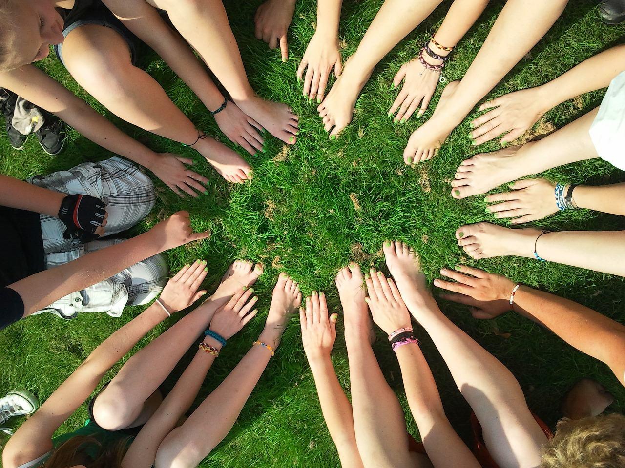 Naredite nekaj dobrega za skupnost, v kateri živite (Vir: Pixabay)