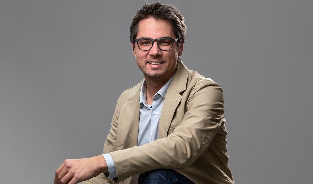 Marin Medak, ustanovitelj podjetja Della Spina (Vir: osebni arhiv)